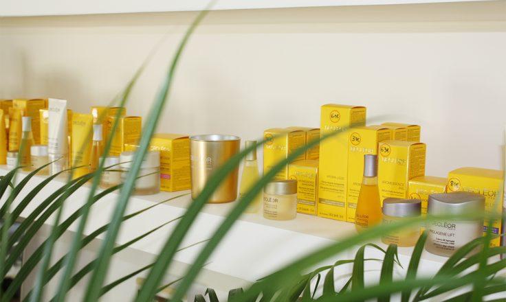 Vente de produits cosmétiques Decléor